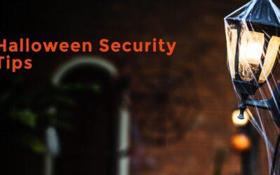 Halloween home security tips
