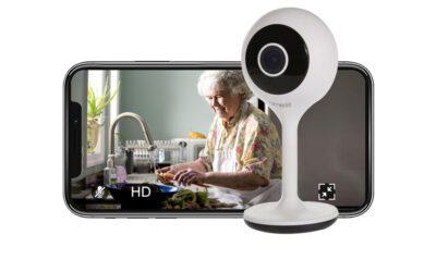 elderly monitoring camera