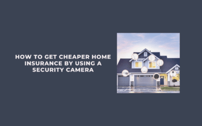 home security cameras and system