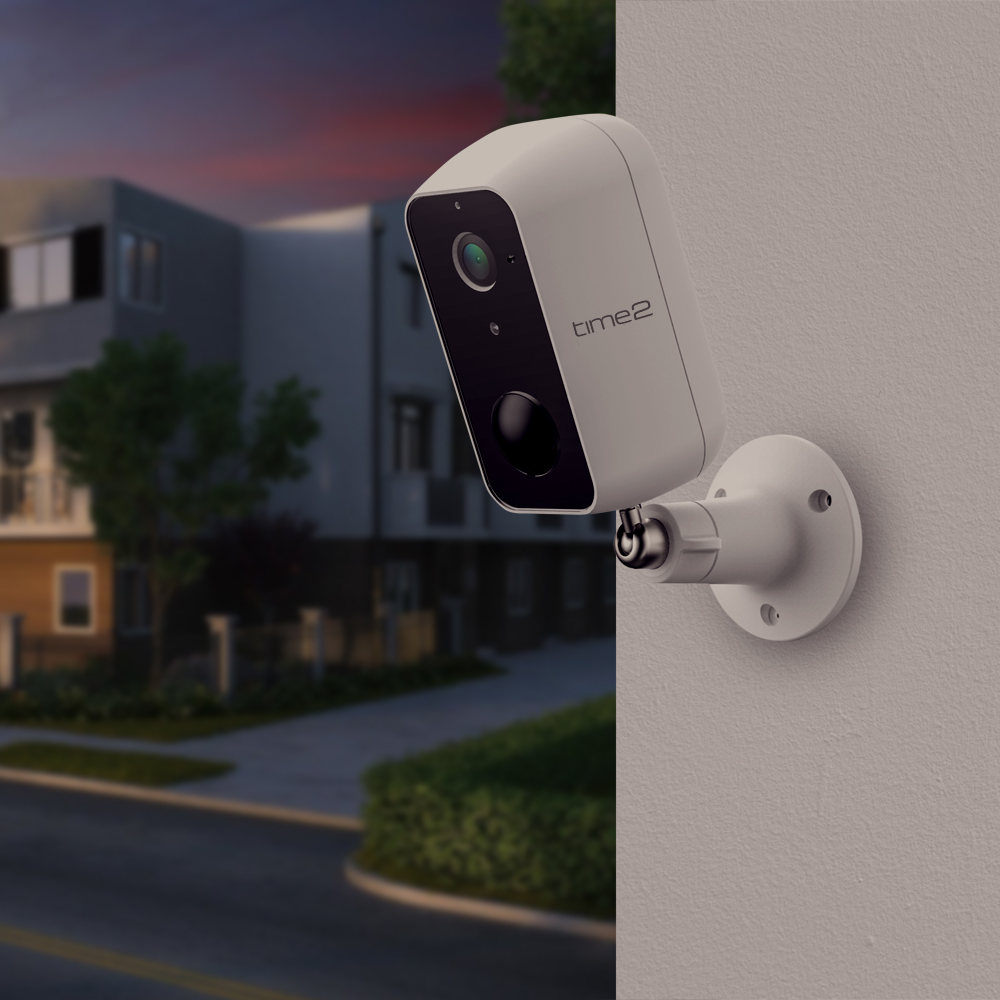 battery powered home security camera outdoor cctv